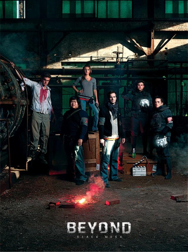 Beyond Black Mesa : court-métrage de Half Life
